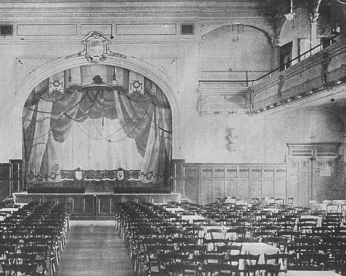 Lindy Annis - Berlin - Sophiensaele - Festsaal